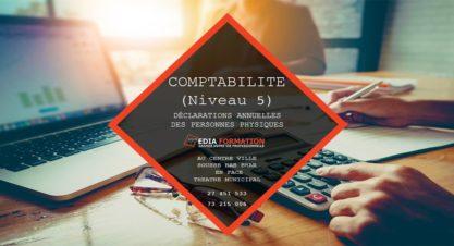 Formation Comptabilité Niveau 5