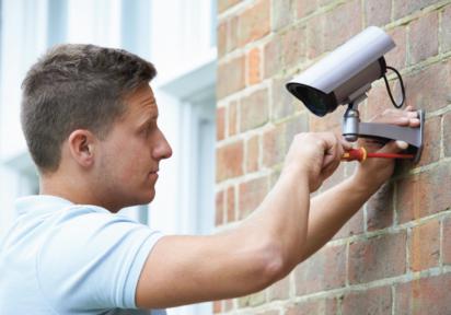 Caméra de Surveillance & Système d'Alarme
