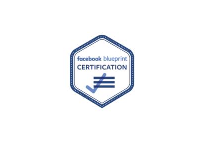 Certification Facebook Blueprint