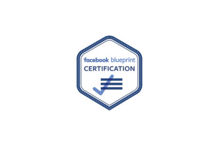 certification facebook blue print