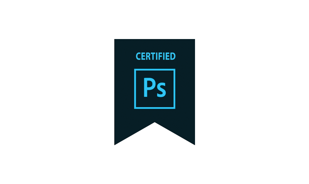 certification photoshop