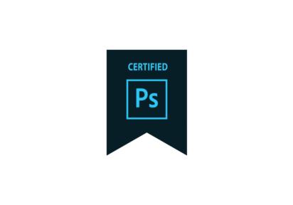 Certification Photoshop